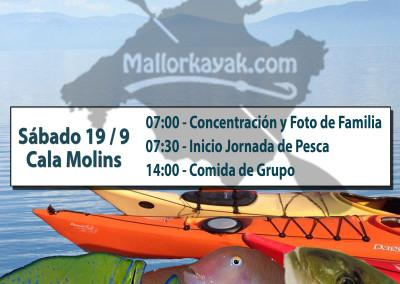 Quedada anual Mallorkayak 2015