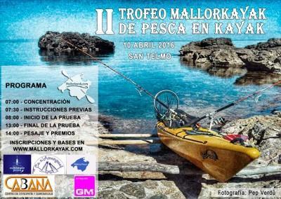 Segundo Trofeo Mallorkayak – Temporada 2016