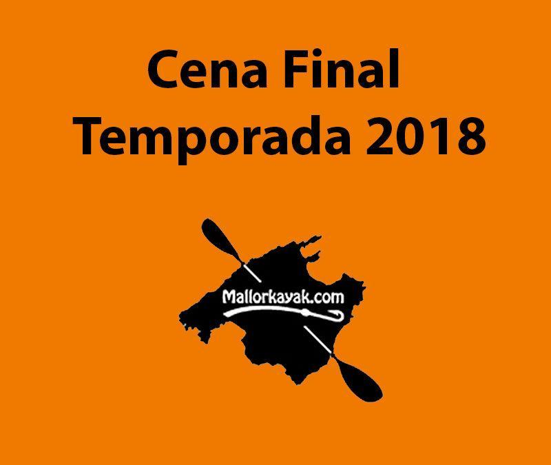 Cena Final Temporada 2018
